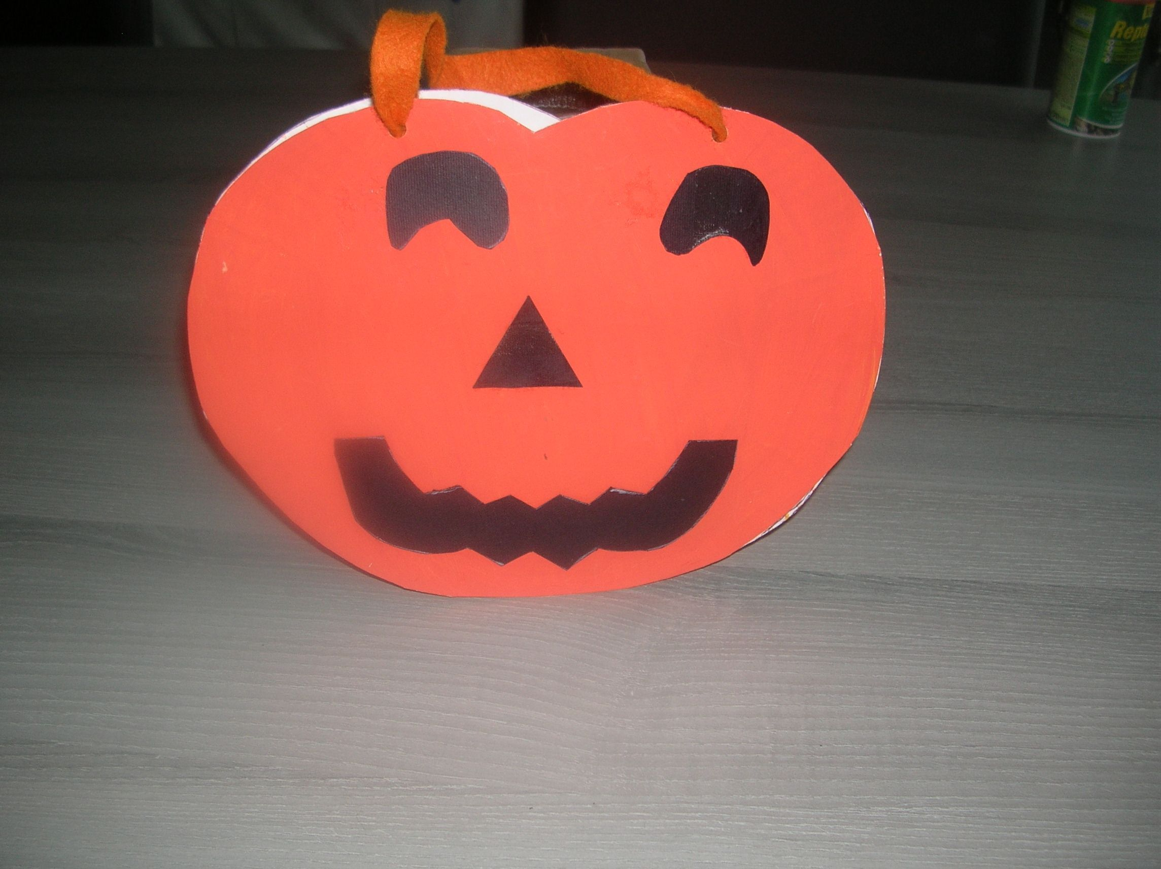 Sac de bonbons - Comment fabriquer un sac a bonbon pour halloween ...